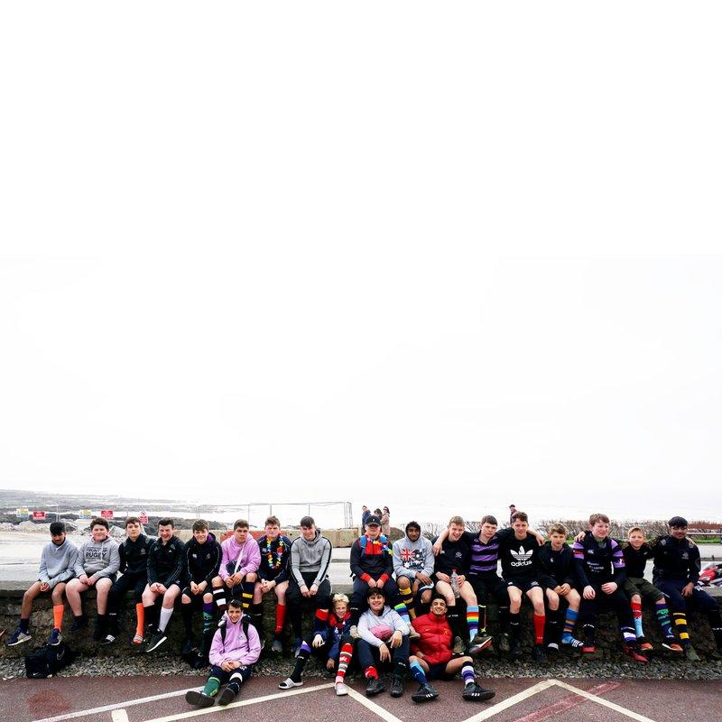 Clifton u14s Porthcawl, Wales Tour 2018 – Ospreys Challenge