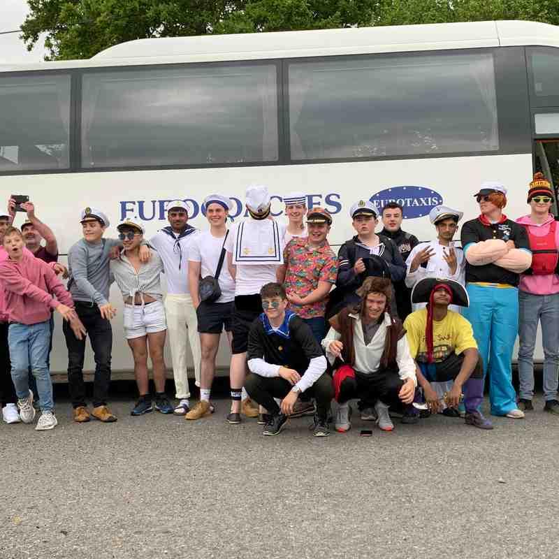 Clifton u15s Tour – Plymouth, Devon