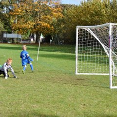 Kewford Eagles Central v Lye Town U7's (2014-2015)