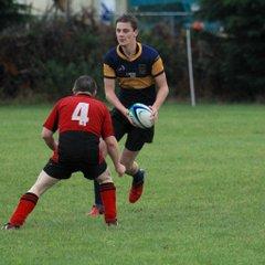 Bourne 2nd XV v Sleaford 2nd XV