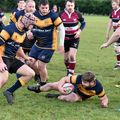 Bourne 1st Half Blitz Enough To Secure Victory