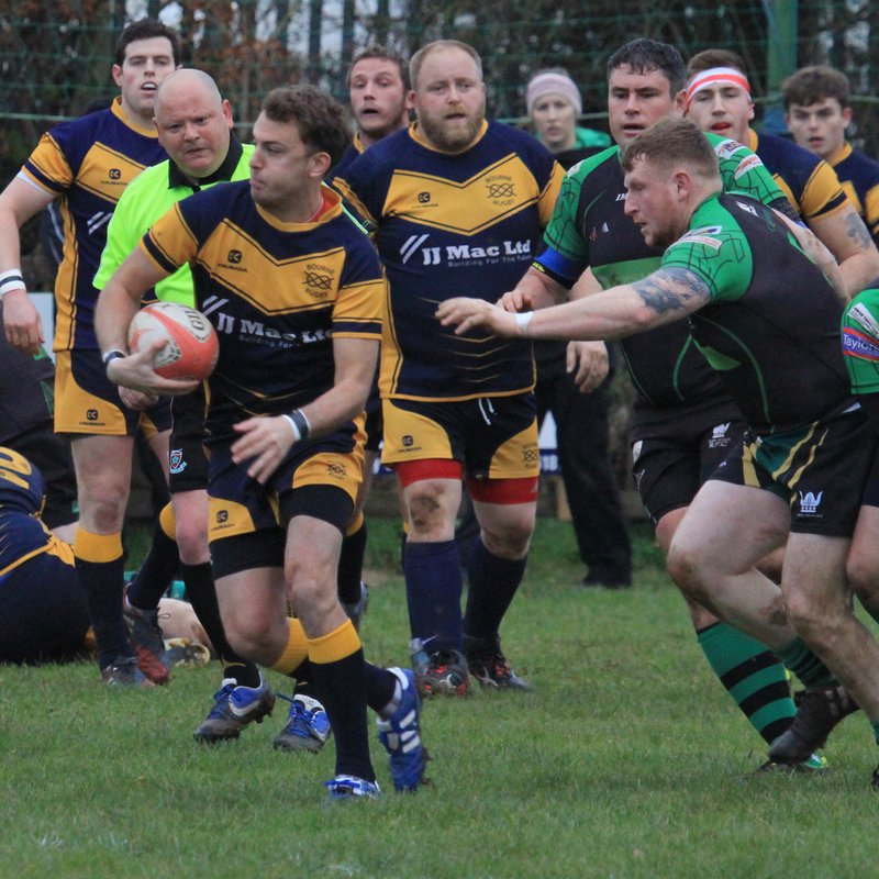 Loss To Sileby Not The End Of The World