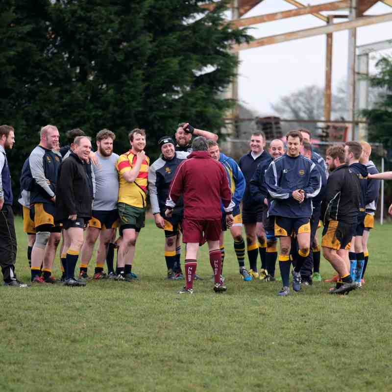 Bourne 2nd XV v Boston 2's