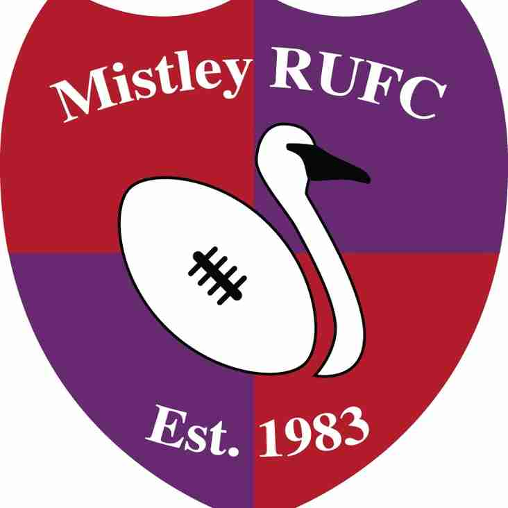 A&TRFC Welcome Mistley RUFC This Saturday at King's Field