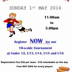 NOERFC Junior Tens Tournament
