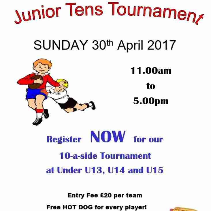 Junior Tens Tournament