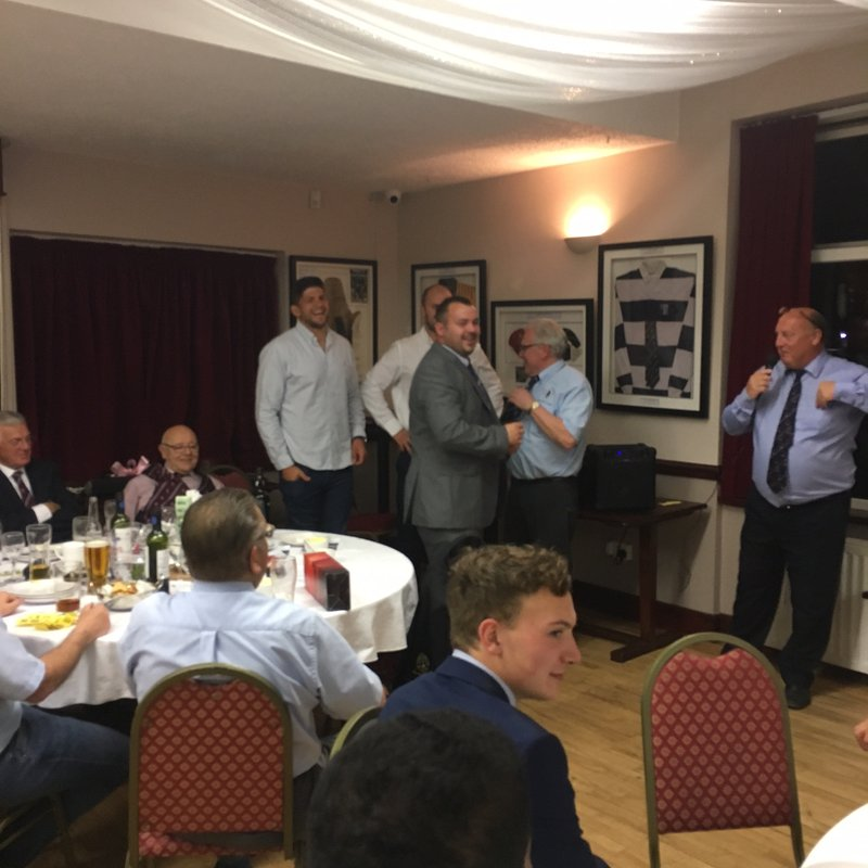 2017-05-06 NOERFC Annual Dinner