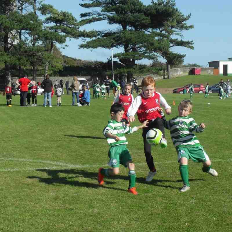 St Itas AFC u9 vs Dingle utd