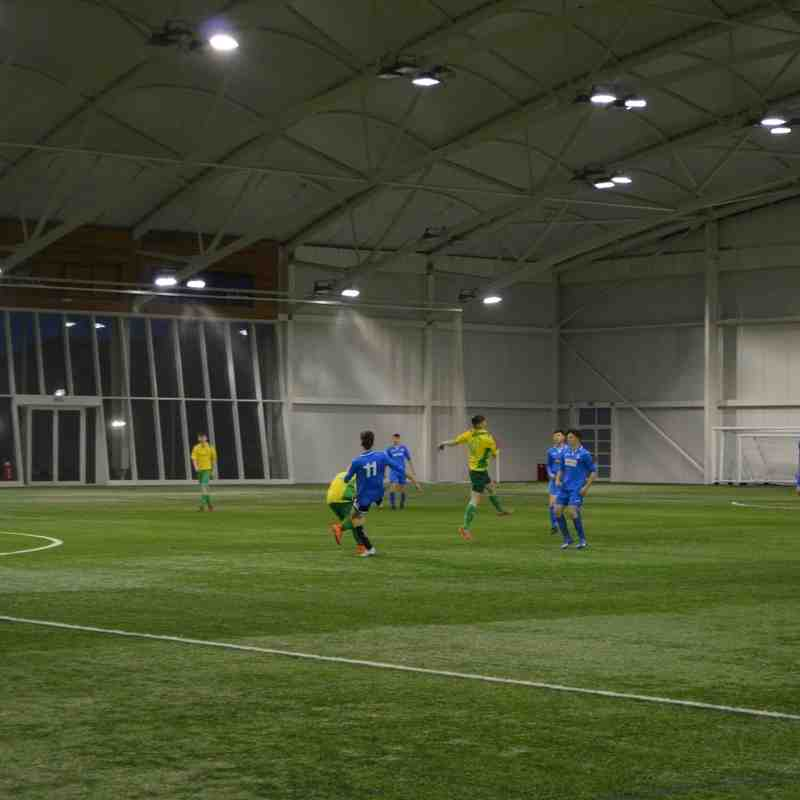 St Itas AFC away at Doveridge u18 St Georges Park England qty 100