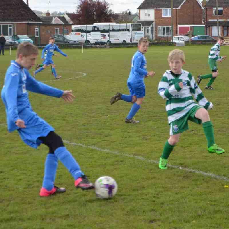 St Itas AFC vs Doveridge Sat Match Day part 2