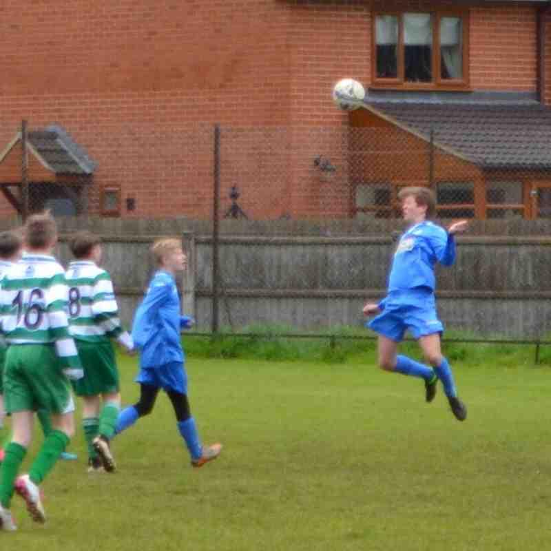 St Itas AFC vs Doveridge Sat Match Day u15