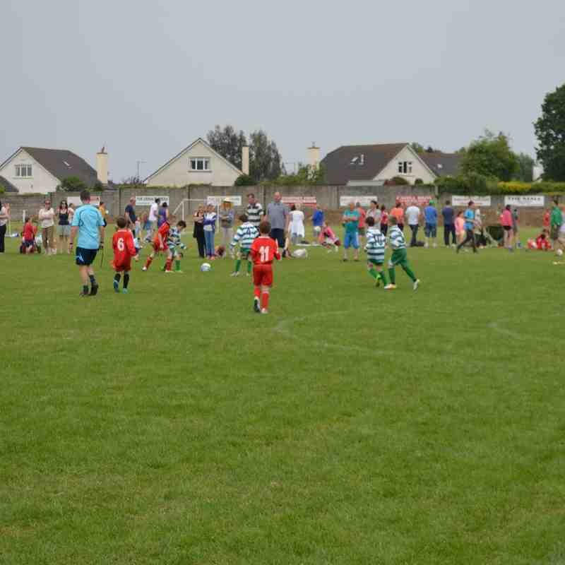 St Itas AFC Corn Cairdis Cup 2016
