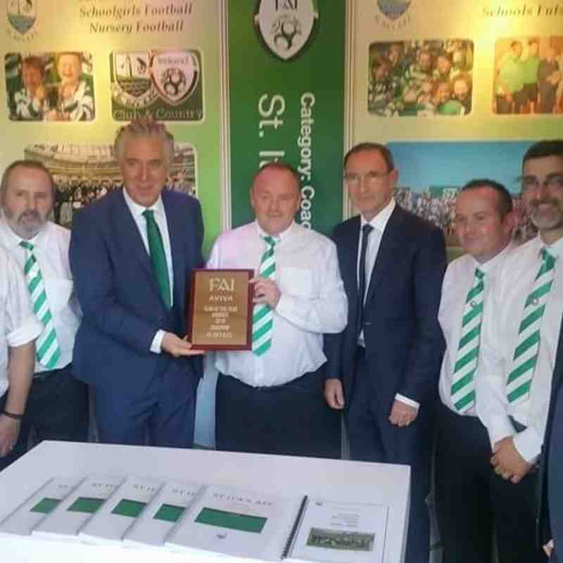 st itas afc at club of the year 2016