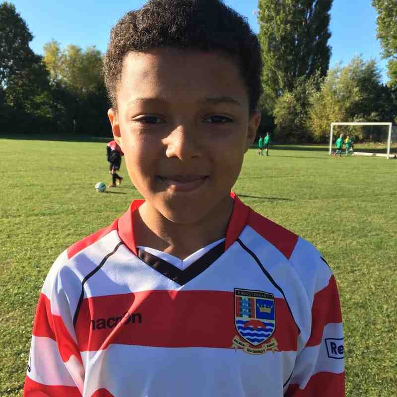 Kingstonian Youth U11 Royals