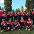Under 11s Royals beat CB Hounslow 1 - 6