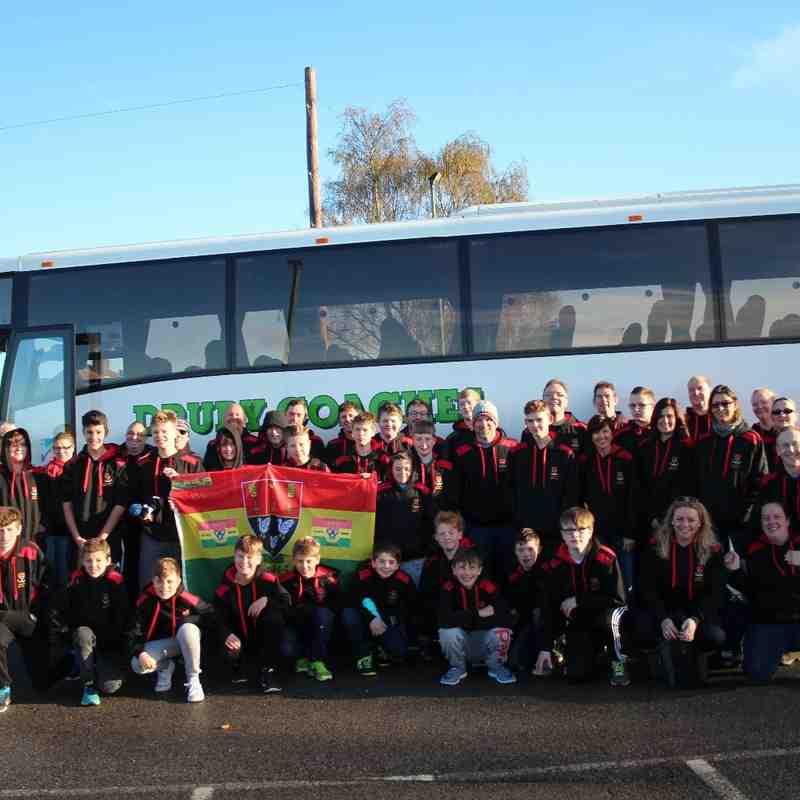 Selby u13's tour Matlock......Agian 2016