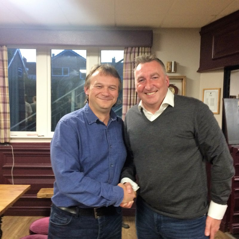 Darren Hepworth joins Huddersfiled YM as First Team Manager