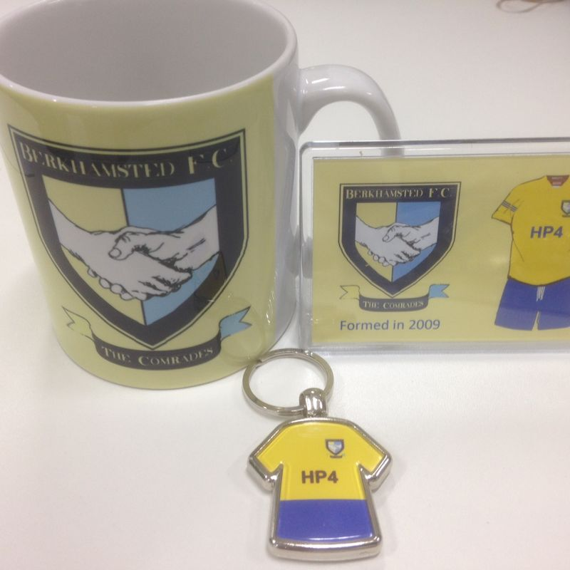 NEW BERKHAMSTED ACCESSORIES NOW AVAILABLE TO BUY