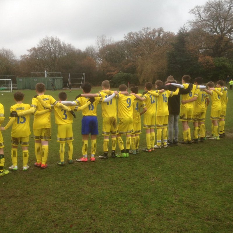 Berkhamsted Youth Stage Incredible Fightback To Book Back To Back Cup Quarter Final Places