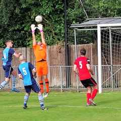 Fleet Town v Histon 13AUG16 by Lyn Bevan