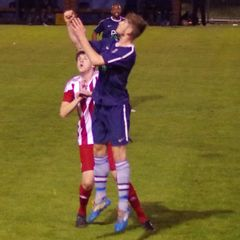 Fleet Town v Whitchurch United (North Hants Cup) 11OCT16 by Lyn Beevan