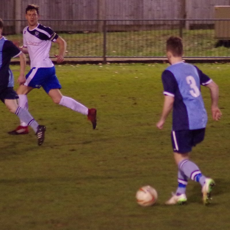 Fleet Town v Bedford Town 21FEB17 by Lyn Bevan