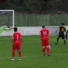 Egham Town v Fleet Town 25FEB17 by Lyn Bevan