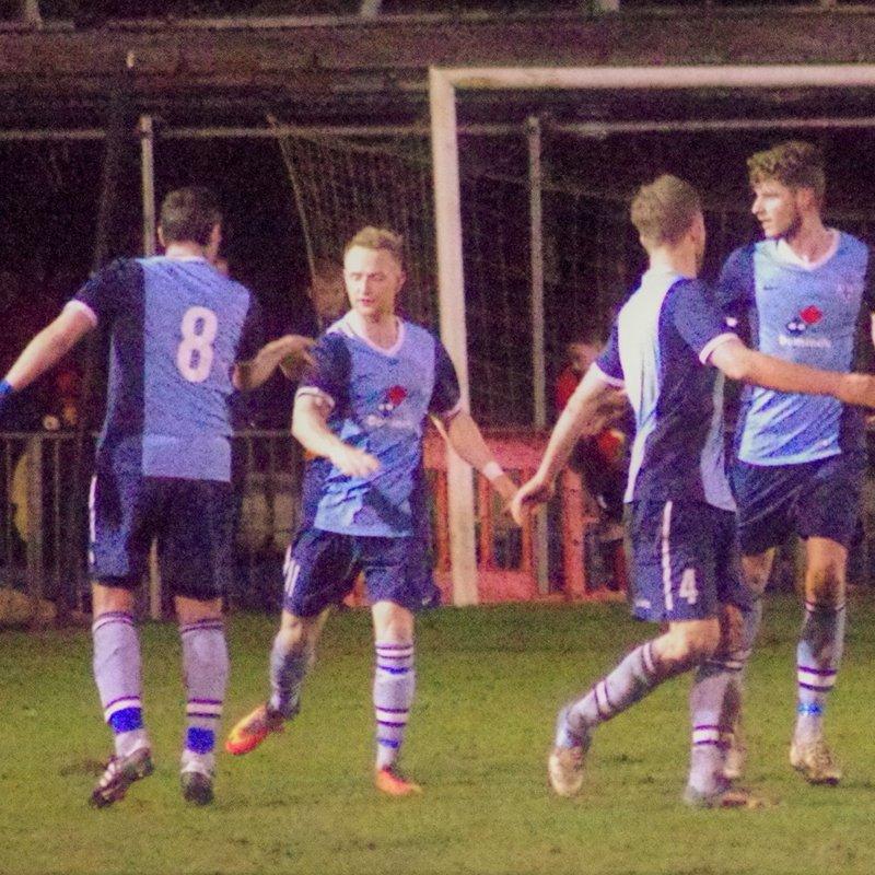 Farnborough edge out Fleet in another close match