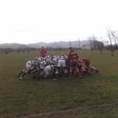 U/14's v Kirkby Lonsdale County Cup Final