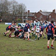 U/15s v Carlisle cup semi final