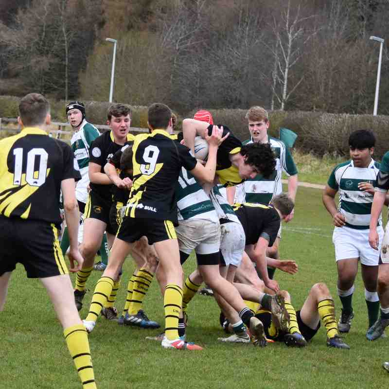 U/15's v Cockermouth H