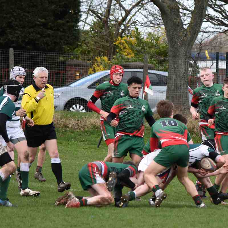 U/15's v West Hartlepool