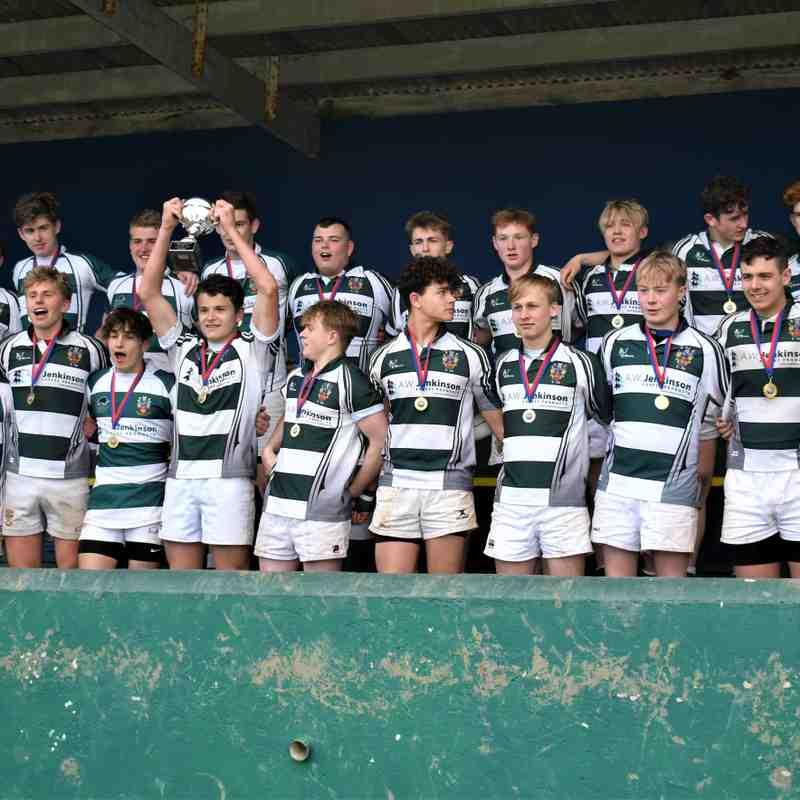 U/16's v Kirkby Lonsdale (Cup Final)