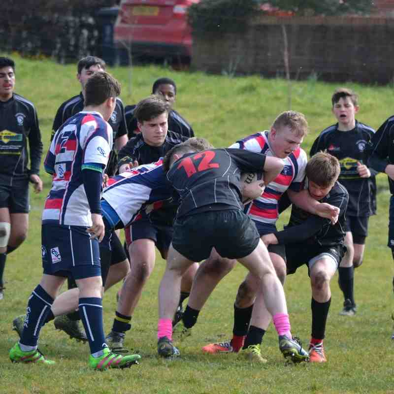 U15s v Stourbridge 20th Mar 2016