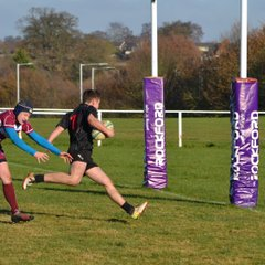 U16s v Newport 4th Dec 2016