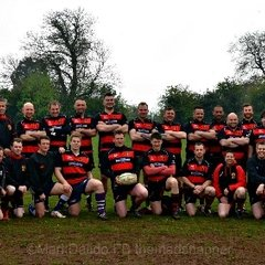 BREAM RUGBY CLUB vs WAYNE BARNES CHARITY MATCH