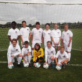 U14 Whites bank another three points