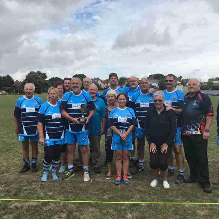 Devon Walking Rugby Festival @ Topsham