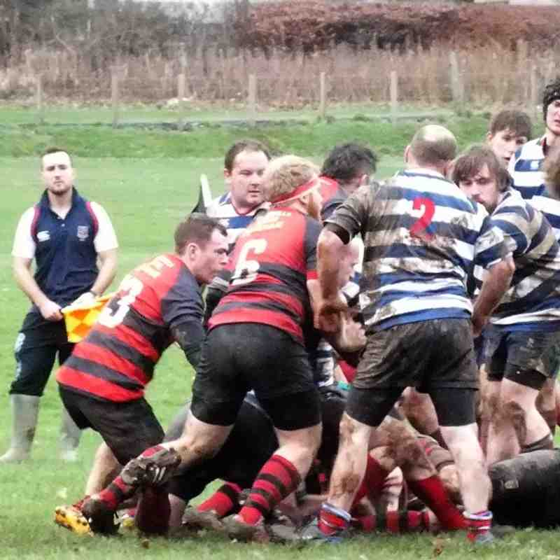 1st xv versus Strathendrick 19th Dec 2015 Sweddy Try (you can tell he's scored from our scrum half's reaction).
