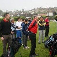 NHTCC Golf Day 2013