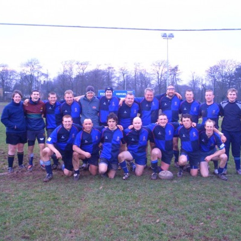 3rd XV beat NEWCASTLE 63 - 17
