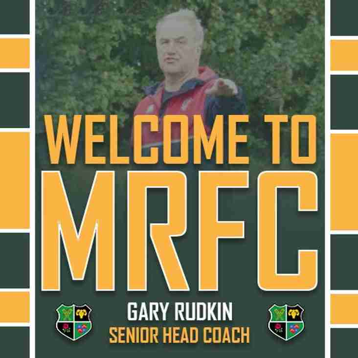 Ringing the Changes: Gary Rudkin Appointed Head Coach