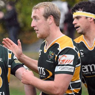 Green & Gold Grind Out Victory in Local Derby