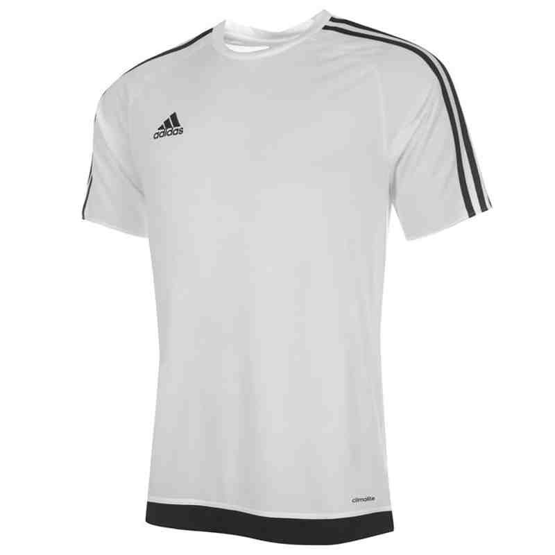 ADIDAS ESTRO TRAINING TOP - White