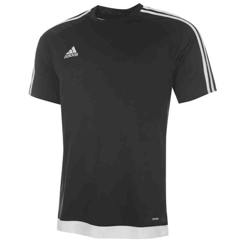 ADIDAS ESTRO TRAINING TOP - Black