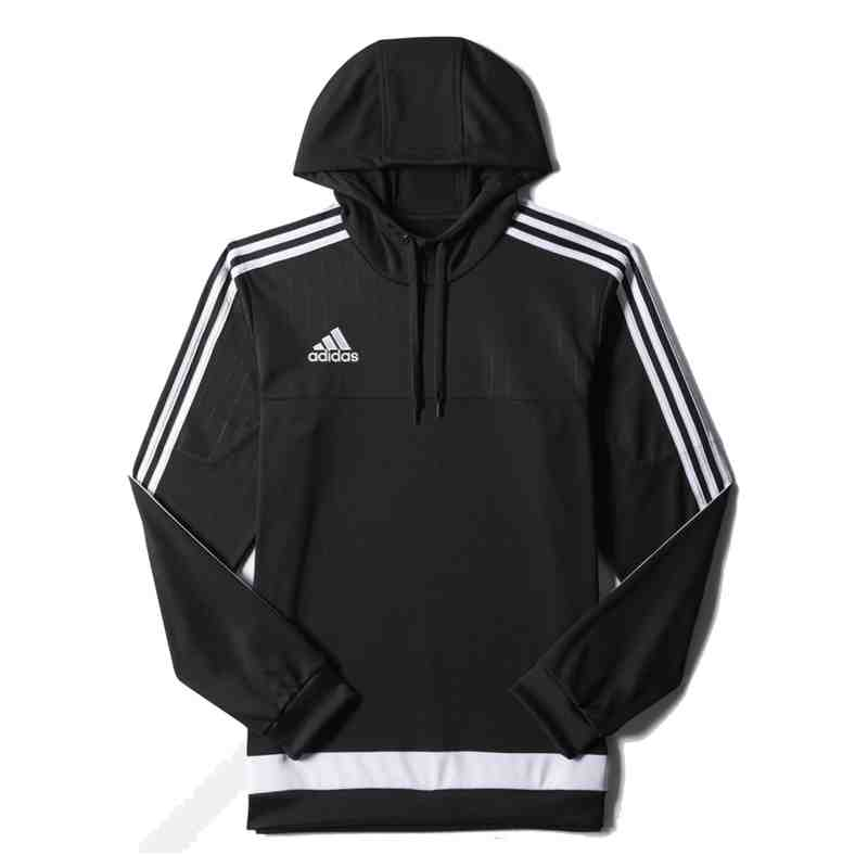 ADIDAS TIRO 15 HOODED SWEATSHIRT