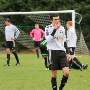 Southborough too strong for Potters in 3-1 defeat