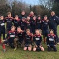 Under 13's lose to Rams (played at reading abbey) 40 - 10