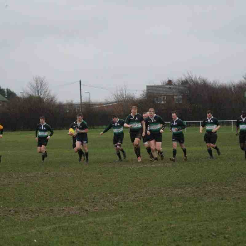 Acklam vs Keighley
