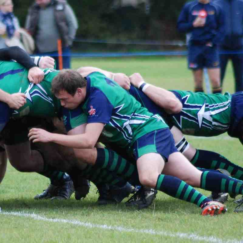 LBRFC 1st XV vs Old Scouts - Alliance Cup - 17.10.15